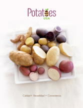Folleto corporativo de Potatoes USA